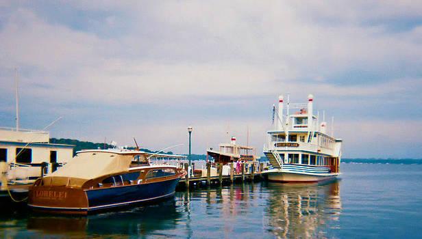In Harbor by Victoria Sheldon