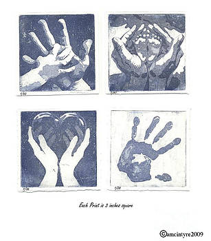 In His Hands by Amanda McIntyre