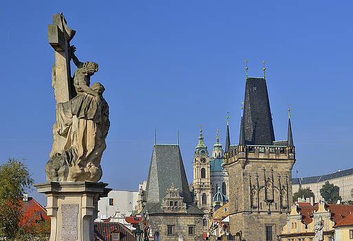 In Prague by Travel Images Worldwide