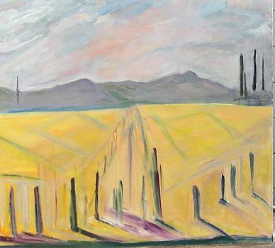 In The Beginning by Carolyn Zaroff