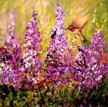 In the Garden by Barbara Pirkle