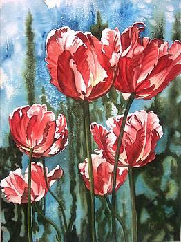 In the Garden by Karen Casciani