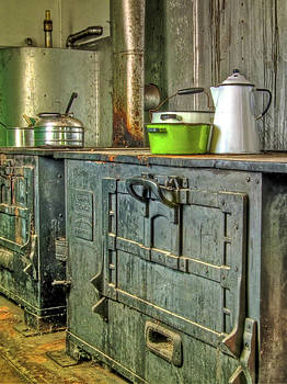 In the Kitchen by Colette Panaioti
