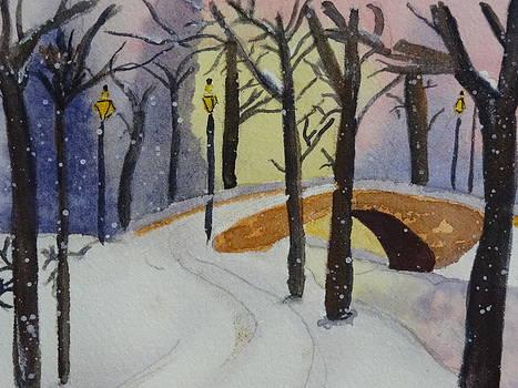 Nancy Fillip - In the Park