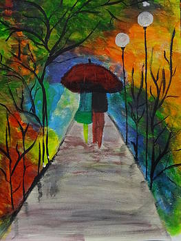 Nancy Fillip - In the Rain Again