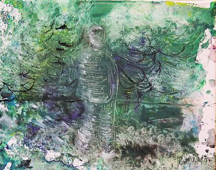 In the swamp by Oerjan Why Elias Ebbesen Eikemo