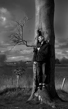 In the tree by Gabi Dziok-Grubb