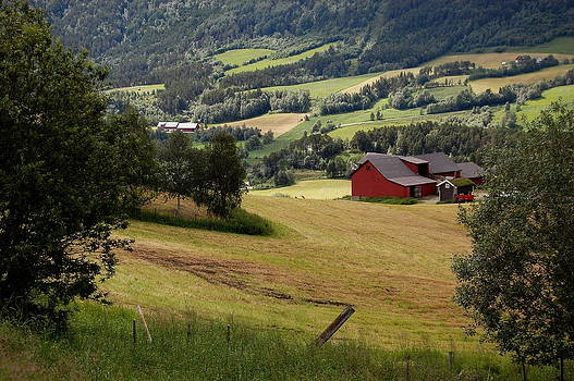 In the valley by Sonya Kanelstrand