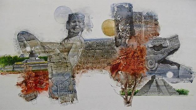 Cliff Spohn - Inca