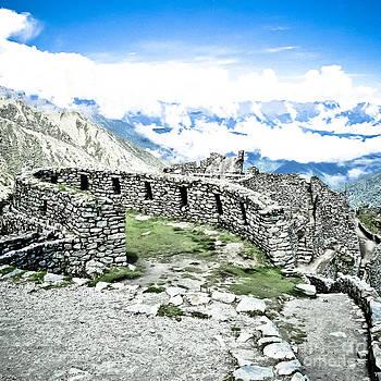 Darcy Michaelchuk - Inca Observatory Ruins
