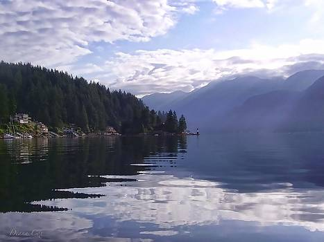 Diana Cox - Indian Arm Morning