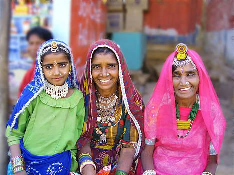 Indian Generation by Karin De oliveira