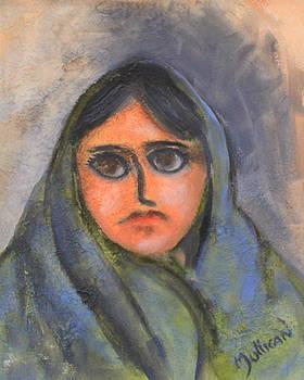Indian Girl by John Neal Mullican