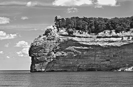 Michael Peychich - Indian Head Pictured Rocks