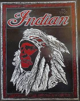 Richard Le Page - Indian Motorcycles