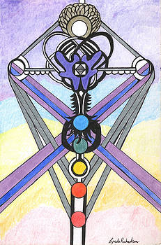 Indigo Aura   by Lynda  Richardson
