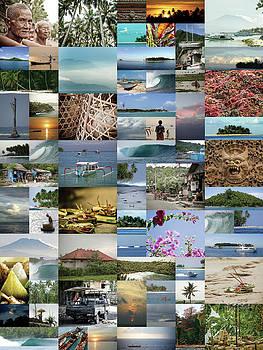 Indonesian Montage by Darren Martin