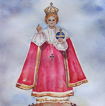 Infant of Prague by Regina Ammerman