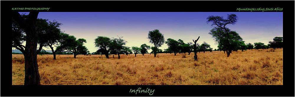 Infinity by Katlego Mokubyane