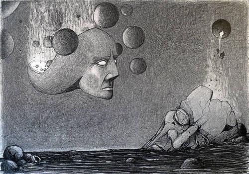 Mariusz Zawadzki - infinity of the universe
