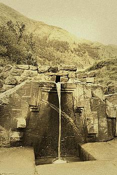 Inka Well by Stuart Deacon