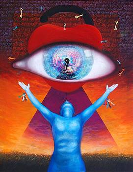 Inner World 10 by S Jaswant