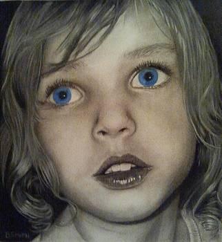 Innocent Eyes  by Brendan SMITH