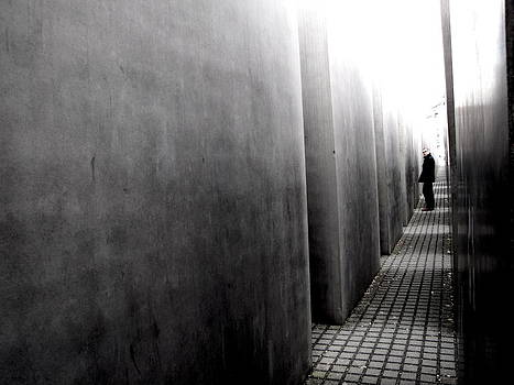 Inside the Memorial to the Murdered Jews of Europe by Stephanie Olsavsky