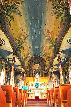 Inside The Painted Church by Brian Bonham