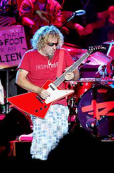 Dennis Jones - INSPI RED GUITAR