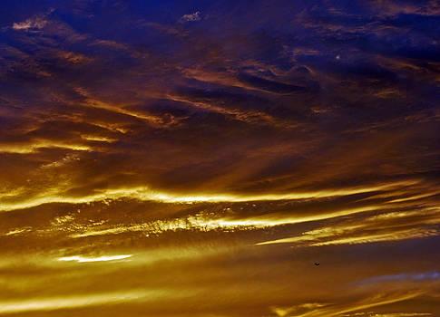Michelle Cruz - Intense Sunset