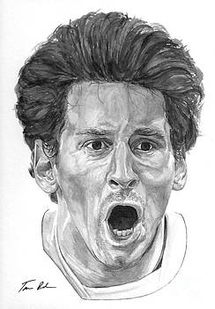 Tamir Barkan - Intensity Lionel Messi