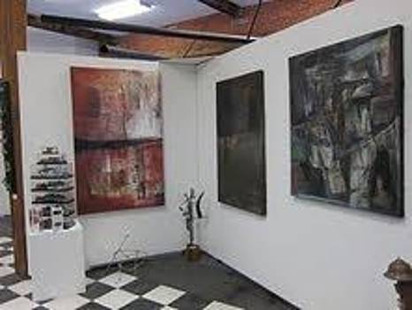 Interior View by Equilibrium Gallery