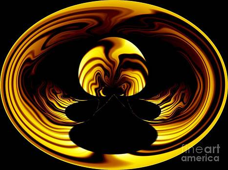 Internal flame by Laurence Oliver