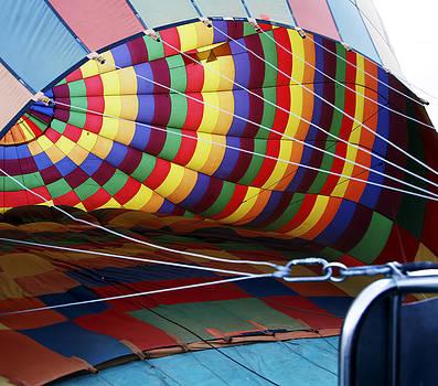 Kantilal Patel - Into Hot Air Balloon