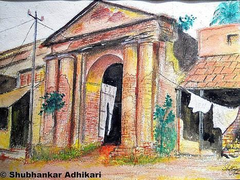 Into  Oblivion by Shubhankar Adhikari