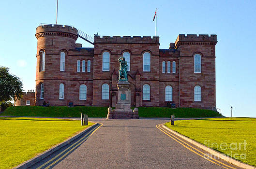 Pravine Chester - Inverness Castle