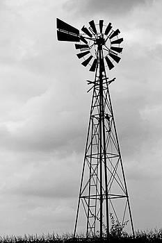 Iowa Skyline by Dan Welk