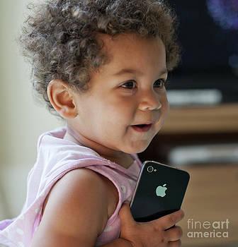 iPhone Crazy by Donald Davis