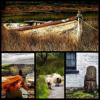 Ireland Collage by Felice Willat