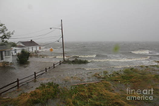 Irene And The Great South Bay by Scenesational Photos