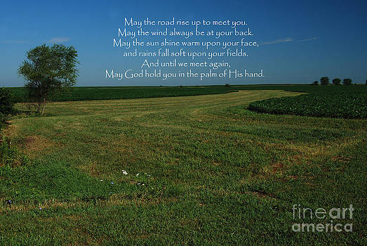 Irish Blessing by Michelle Hastings