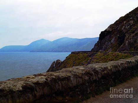 Irish Coast by Patricia Griffin Brett