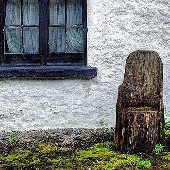 Irish Cottage by Felice Willat
