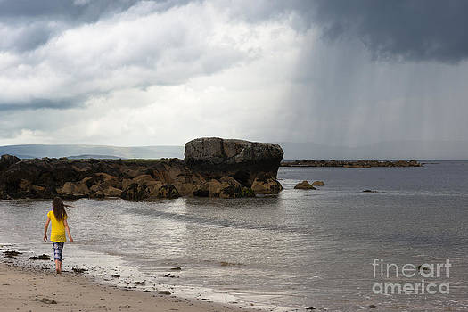 Irish rain by Andrew  Michael