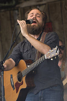 Iron and Wine by Terry Finegan