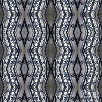 Iron Gate by Glennis Siverson
