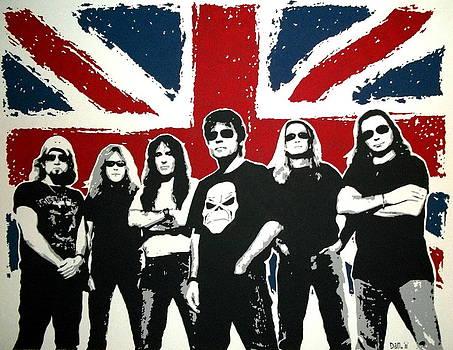 Iron Maiden - 666 by Dan Carman