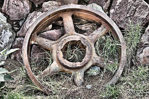 Iron Rim by Donald Tusa