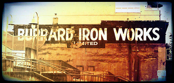 Iron Works by Lauren Williamson